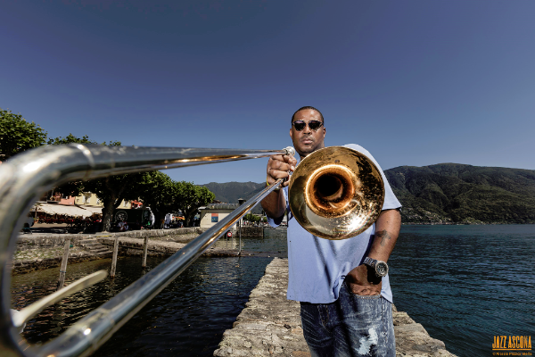 Glen David Andrews (credits: Alessio Pizzicannella)
