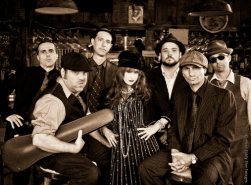 Roberta Donnay & the Prohibition Mob