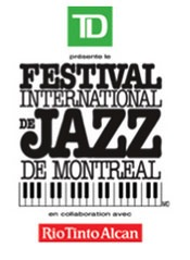 Festival International de Jazz de Montreal Logo