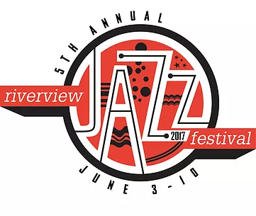 Riverview Jazz Festival Logo
