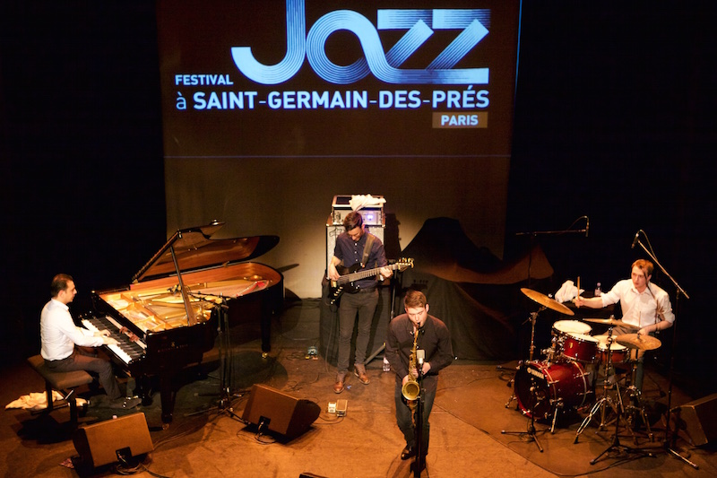 Festival Jazz a Saint Germain-des-Pres