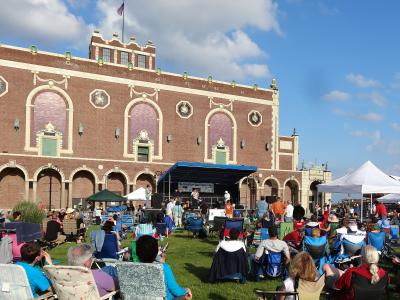 Asbury Park Blues & Brews Festival