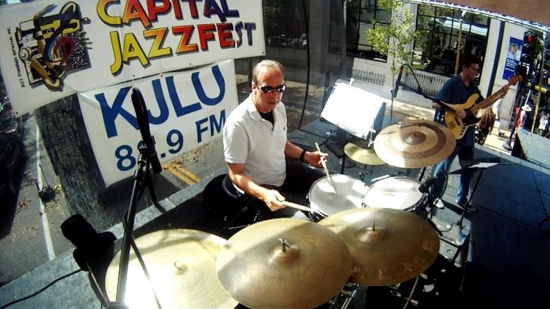 Kevin Gianino of University of Missouri Faculty Jazz Combo from 2013.
