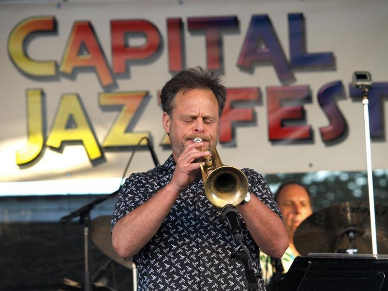 Stan Kessler solos with Sons of Brasil at the 2012 Capital Jazzfest